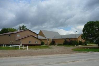 Church and Youth Building 2010